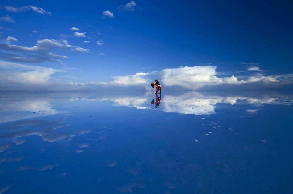 Photograph Uyuni 3 - OLIVIER FOLLMI - Picture painting