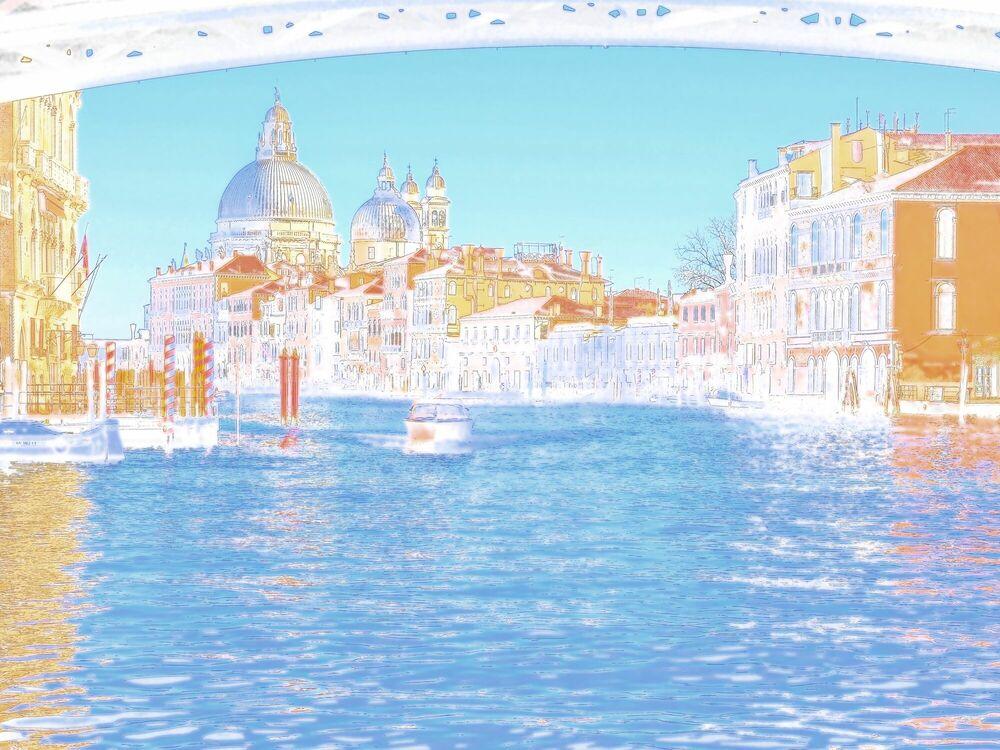 Fotografie Venezia - Accademia - OLIVIER FOLLMI - Bildermalerei