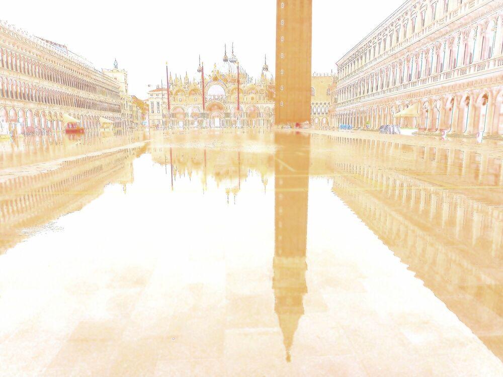Fotografia Venezia - San Marco - OLIVIER FOLLMI - Pittura di immagini