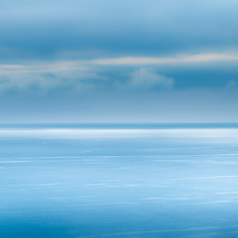 Photographie CADAQUES BLUE - OLIVIER KAUFFMANN - Tableau photo