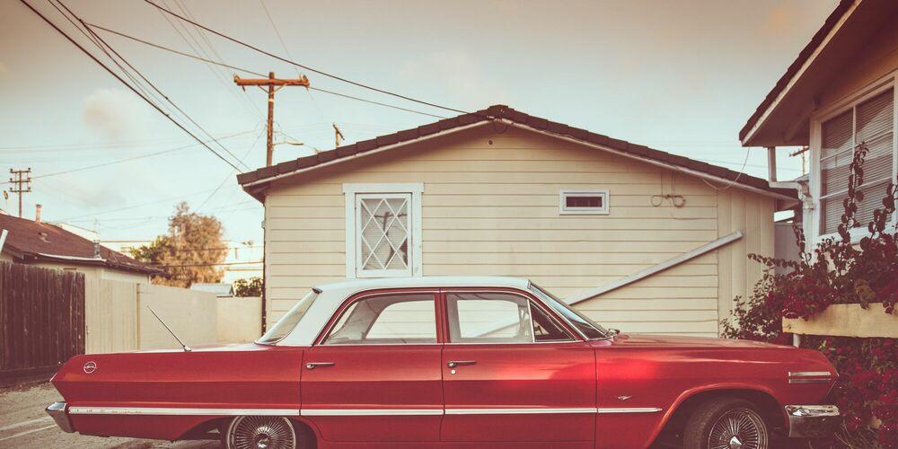 Fotografia BACK STREET TOY - OLIVIER LAVIELLE - Pittura di immagini