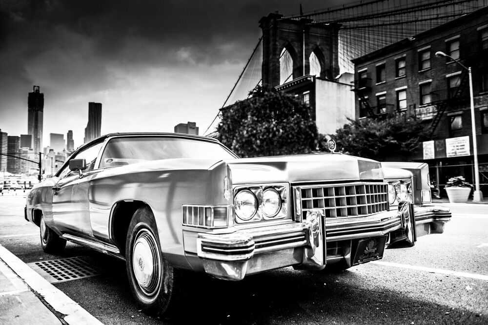 Photographie Brooklyn Pimp - OLIVIER LAVIELLE - Tableau photo