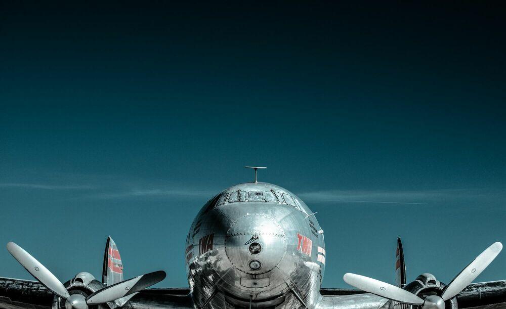 Photographie Flying Elegance - OLIVIER LAVIELLE - Tableau photo