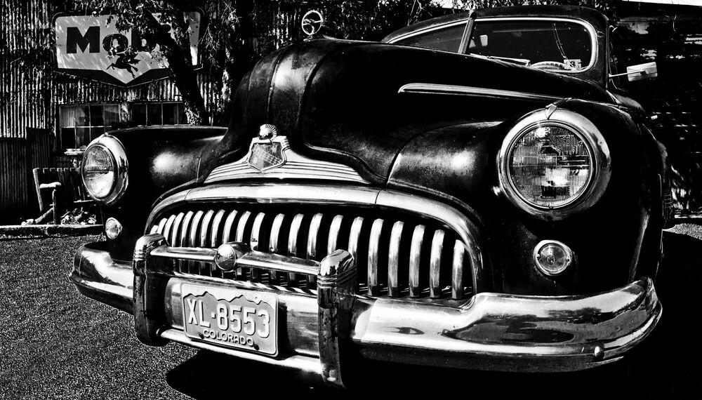 Fotografie Godfather - OLIVIER LAVIELLE - Bildermalerei