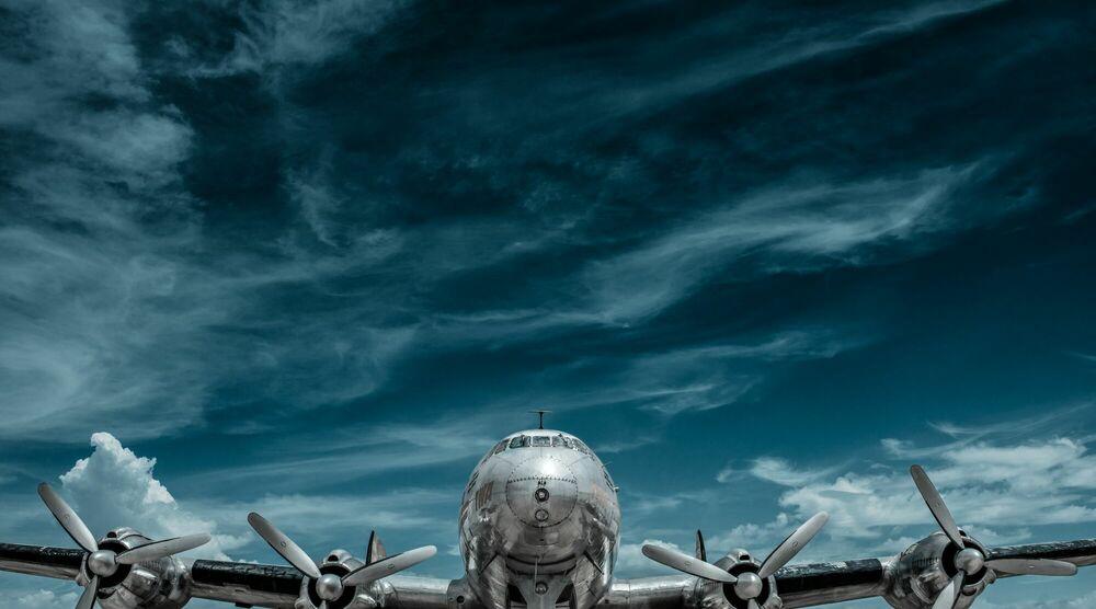 Fotografia PROPELLER FOR A DREAM - OLIVIER LAVIELLE - Pittura di immagini