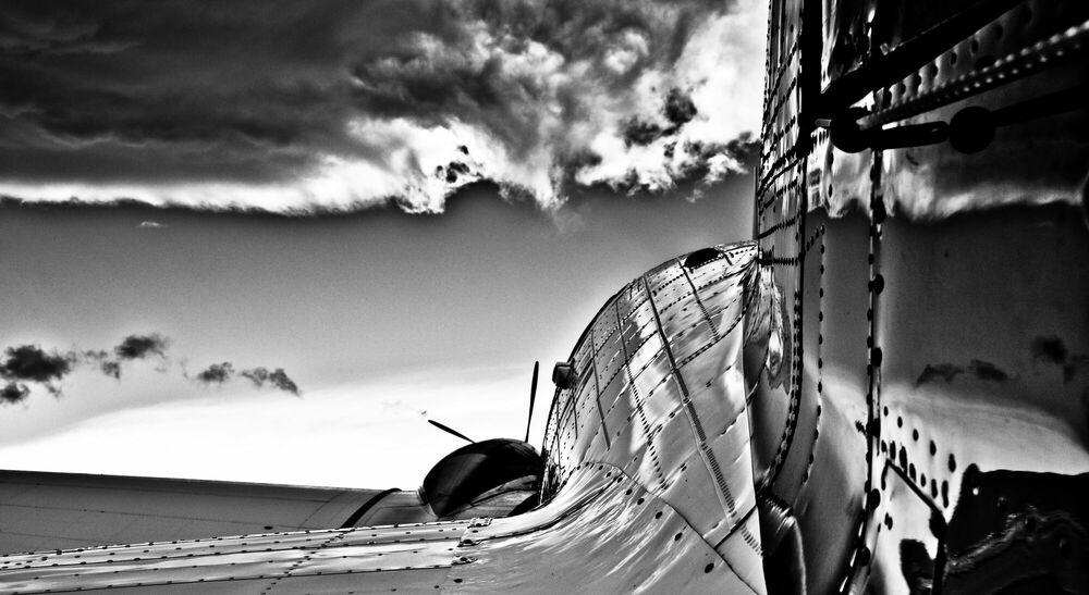 Fotografie Reach the Clouds - OLIVIER LAVIELLE - Bildermalerei