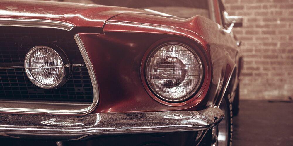 Fotografia RED EYES - OLIVIER LAVIELLE - Pittura di immagini