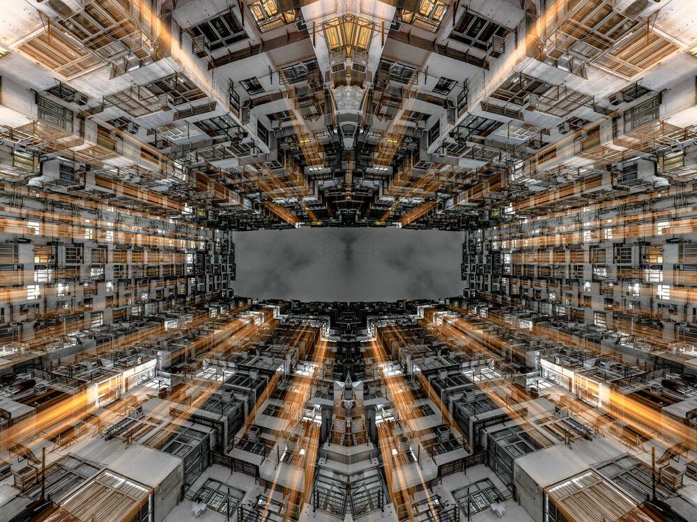 Fotografia WARP ONE ENTERPRISE - OLIVIER LAVIELLE - Pittura di immagini