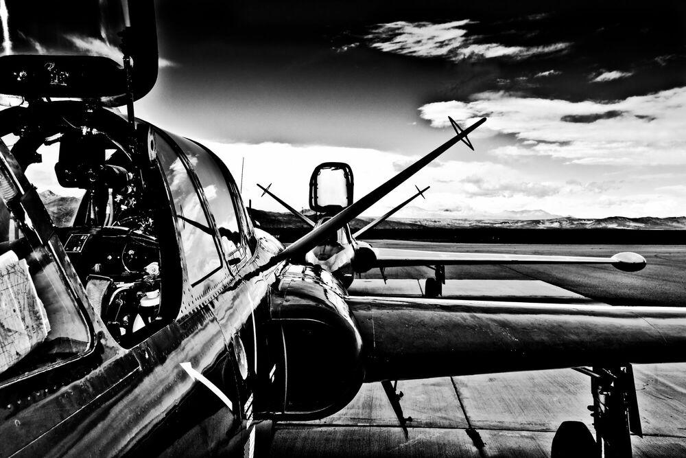Fotografie X-Wings - OLIVIER LAVIELLE - Bildermalerei