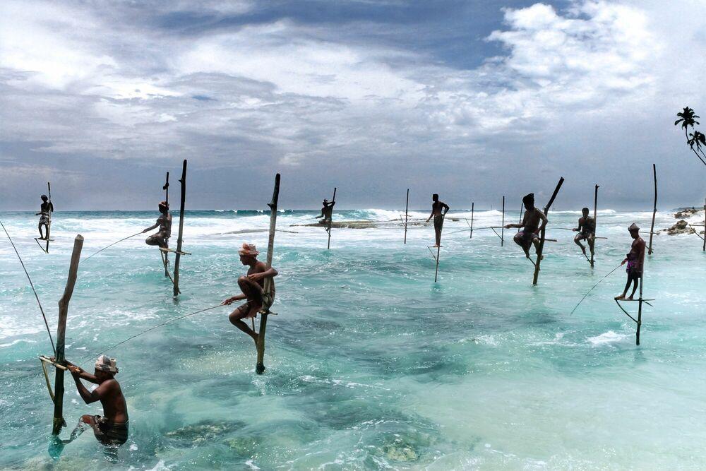 Photographie Sri Lanka - PASCAL MANNAERTS - Tableau photo