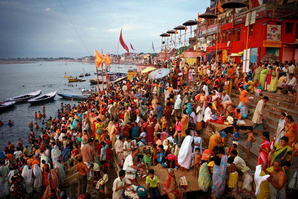 Fotografie Varanasi - PASCAL MANNAERTS - Bildermalerei