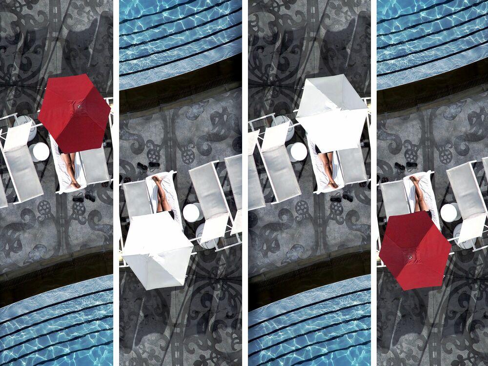 Fotografia REDPOOL - PEGGY MELLA - Pittura di immagini