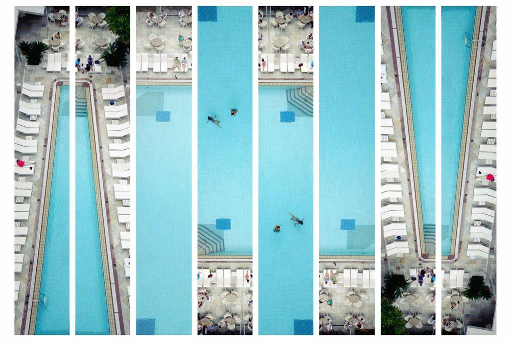 Fotografia WATERLINE - PEGGY MELLA - Pittura di immagini