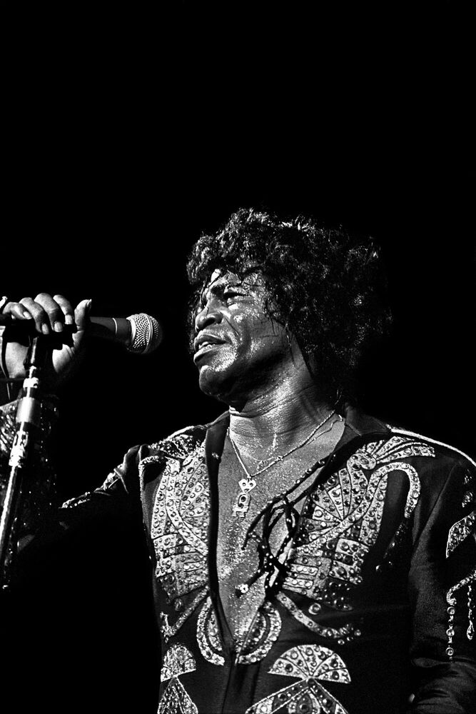 Photographie The Godfather of Soul - PETER HANKFIELD - Tableau photo