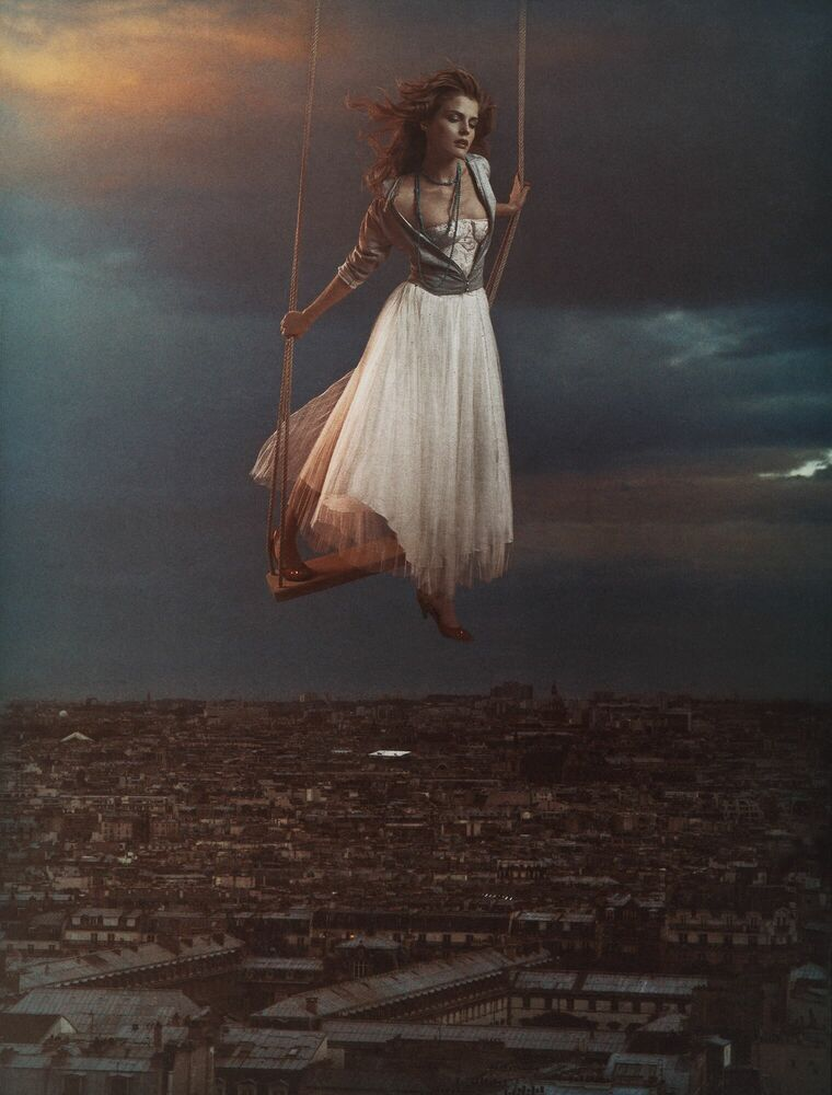 Photographie Lucy - PHAEDRA BRODY - Tableau photo