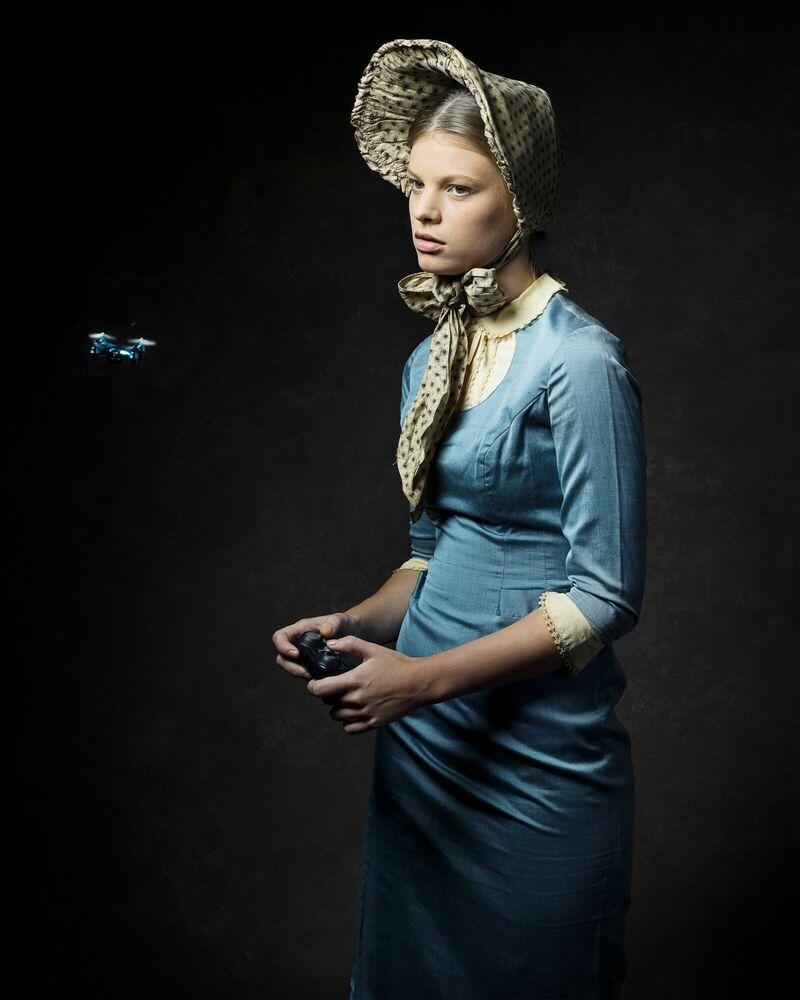 Fotografie LIZZI - QINGJIAN MENG - Bildermalerei