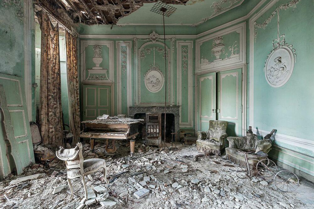 Fotografia OUVERTURE - REGINALD VAN DE VELDE - Pittura di immagini