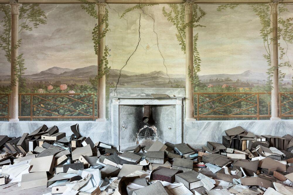 Fotografie THE ARCHIVE - REGINALD VAN DE VELDE - Bildermalerei