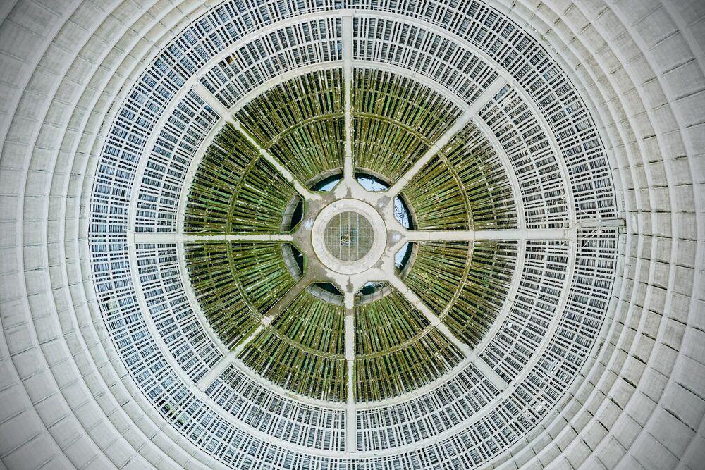 Fotografie THE COOLING TOWER - REGINALD VAN DE VELDE - Bildermalerei