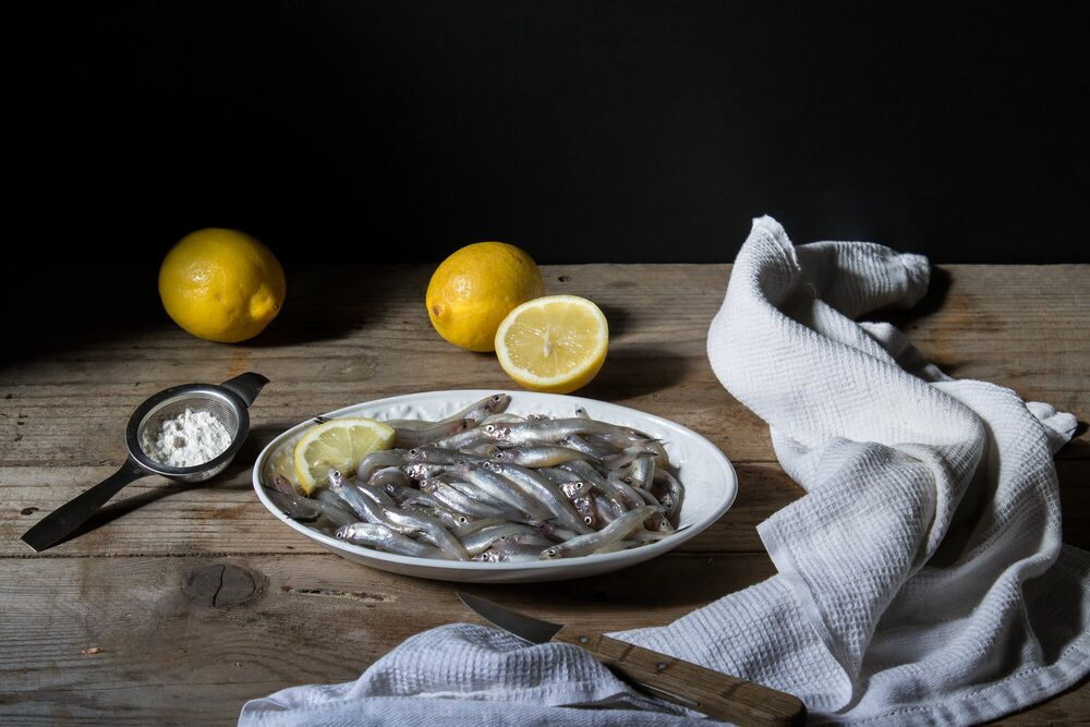 Photographie EPERLANS - RENARDS GOURMETS - Tableau photo