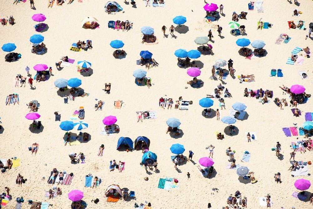 Fotografia SUMMER COLOURS - RICHARD HIRST - Pittura di immagini