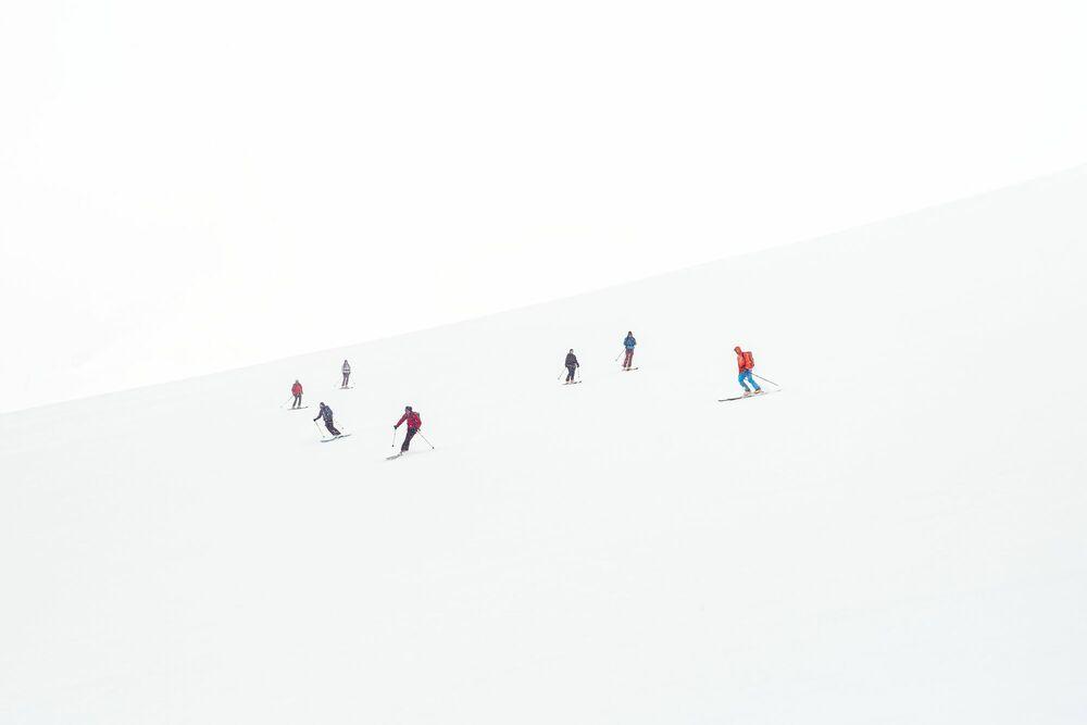 Photographie Mountain minimalism - Roberto Nova - Tableau photo
