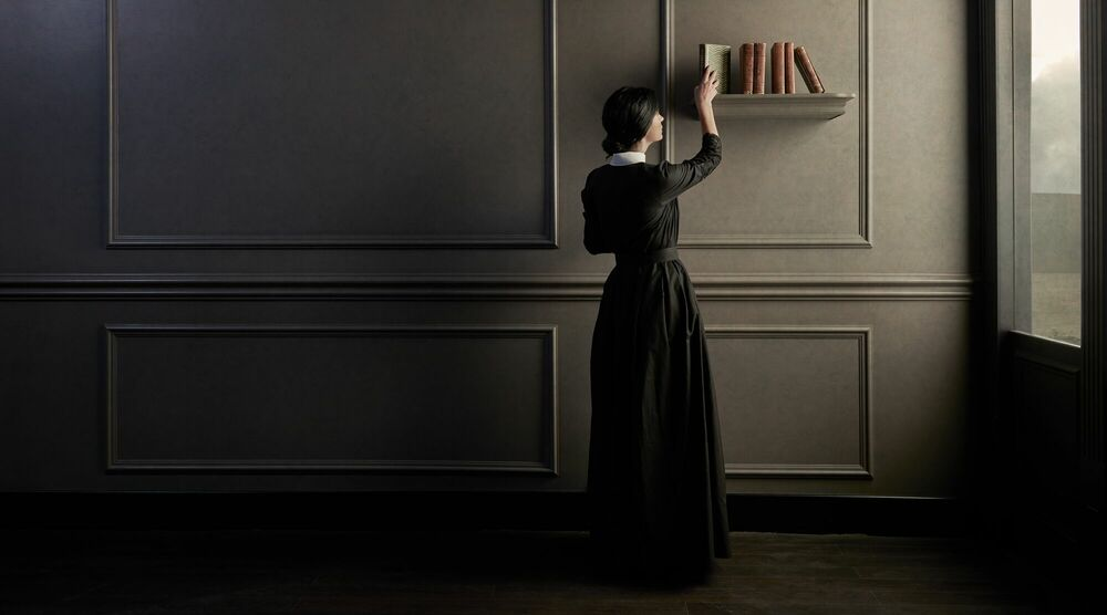 Photographie PORTRAIT OF A DANISH WOMAN - SANTIAGO CORNEJO - Tableau photo
