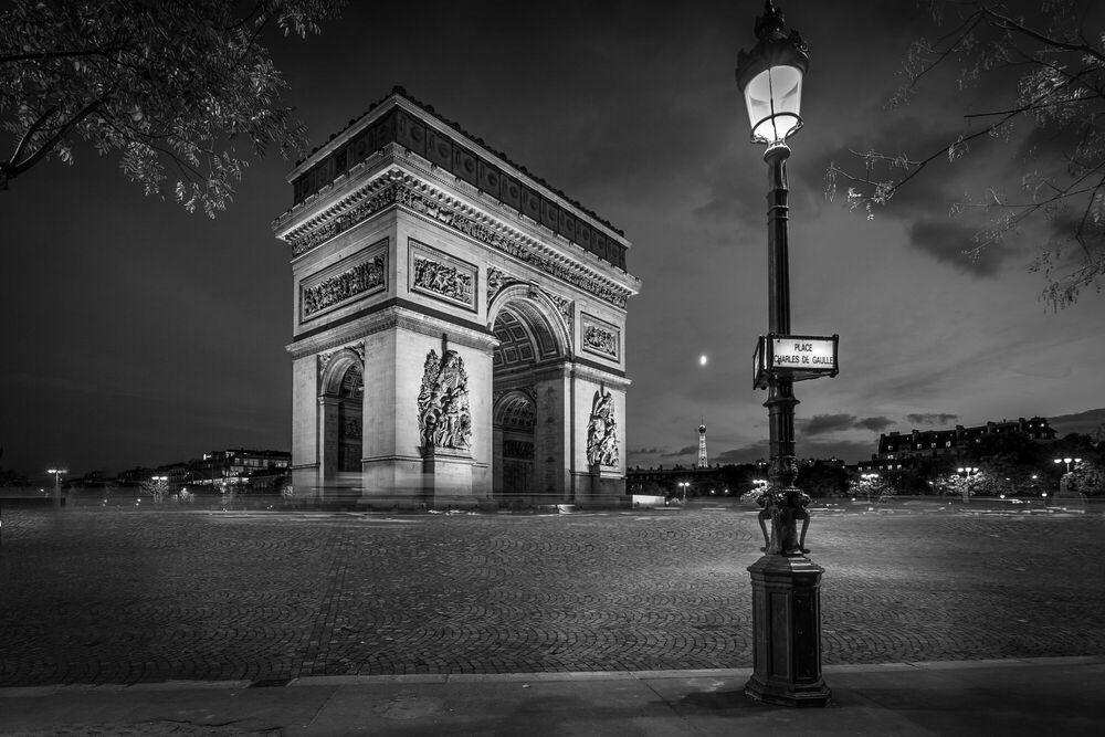 Fotografia Arc De Triomphe - SERGE RAMELLI - Pittura di immagini