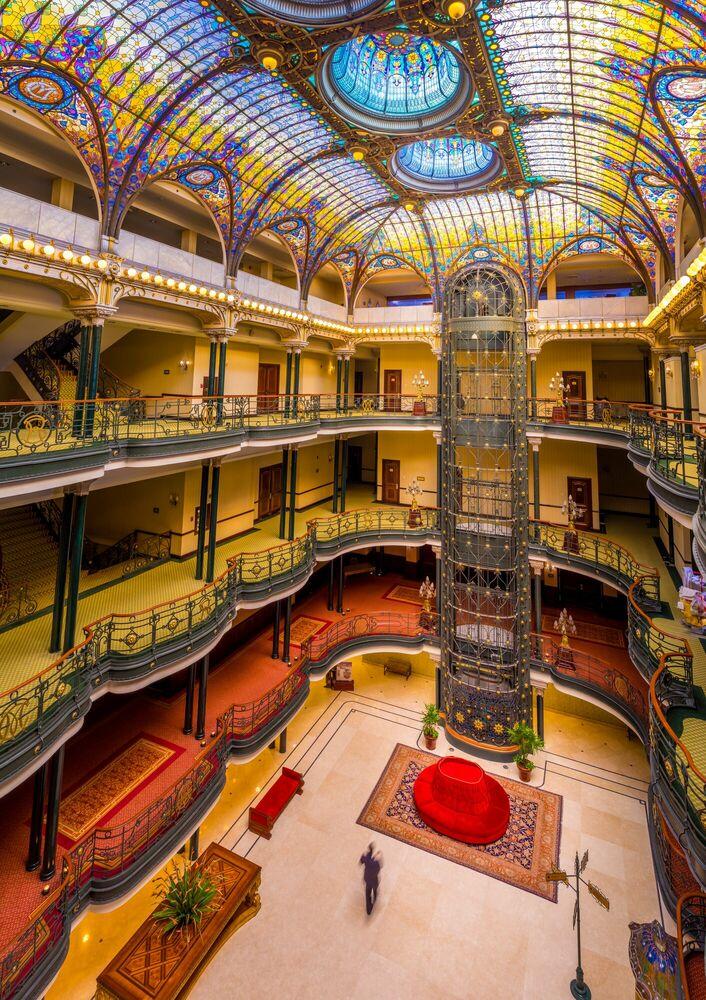 Fotografia Hotel mexico - SERGE RAMELLI - Pittura di immagini