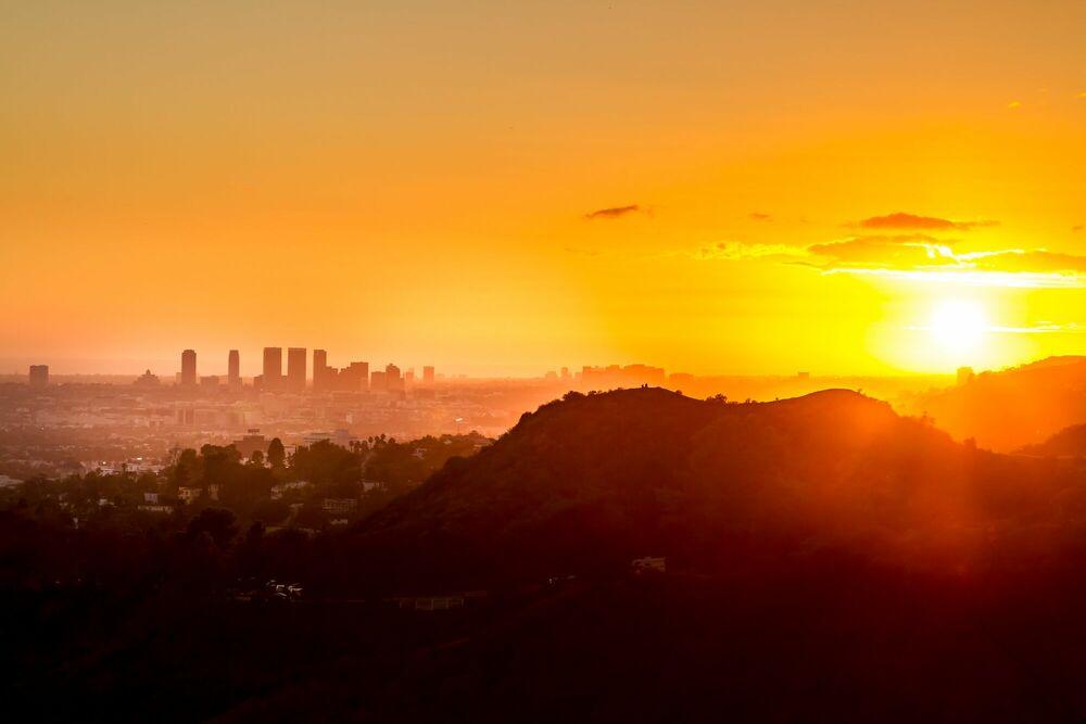 Photographie LOS ANGELES HEAT - SERGE RAMELLI - Tableau photo