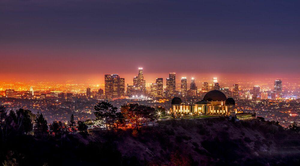 Fotografie LOS ANGELES TERMINATOR - SERGE RAMELLI - Bildermalerei