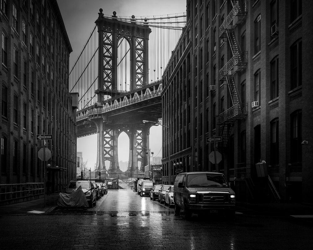 Fotografía Manhattan by Brooklyn - SERGE RAMELLI - Cuadro de pintura
