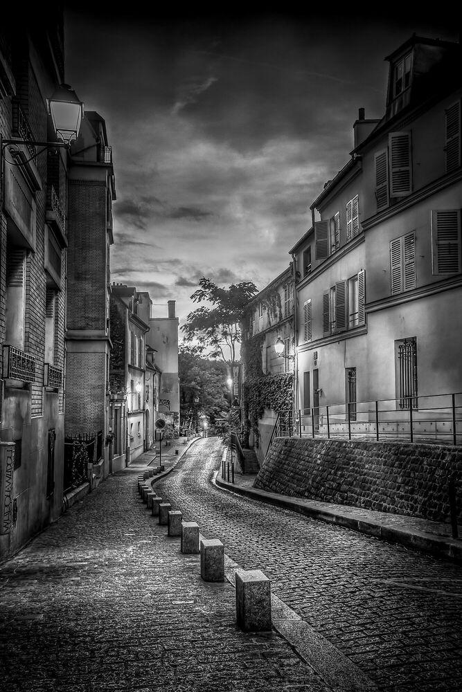 Fotografia Montmartre - SERGE RAMELLI - Pittura di immagini