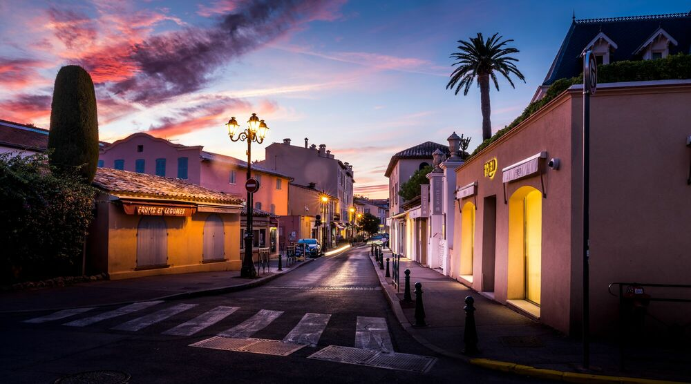 Fotografie Saint-Tropez - SERGE RAMELLI - Bildermalerei