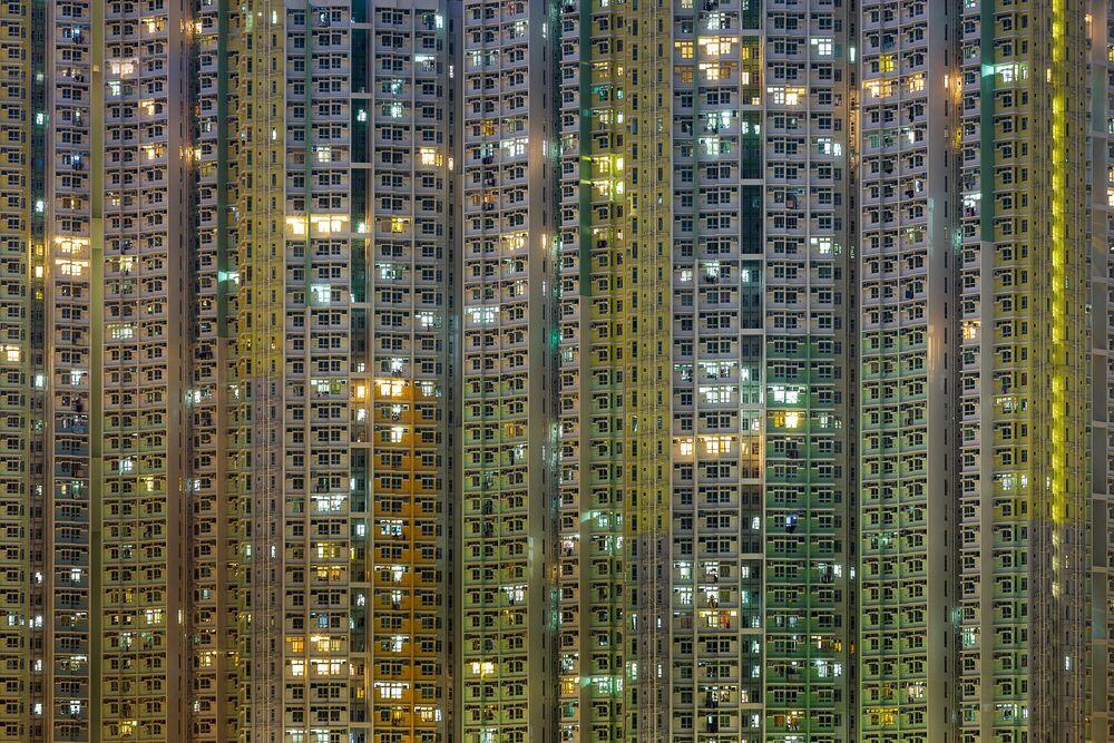Photographie PROPINQUITY HONG KONG V - SIMON BUTTERWORTH - Tableau photo