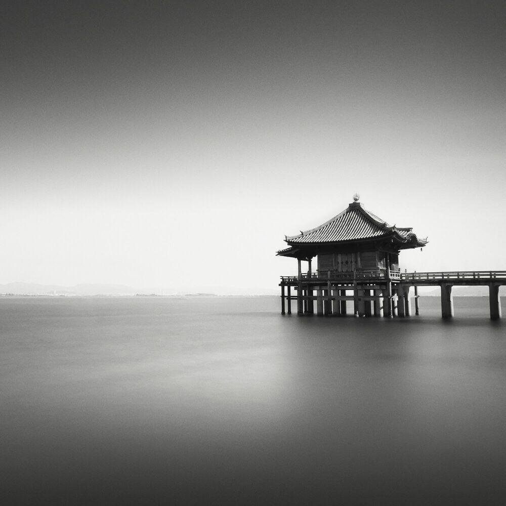Fotografía Ukimido Hall - STEFANO ORAZZINI - Cuadro de pintura
