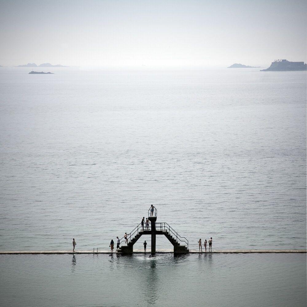 Photographie Saint-Malo - STEPHANE LOUIS - Tableau photo