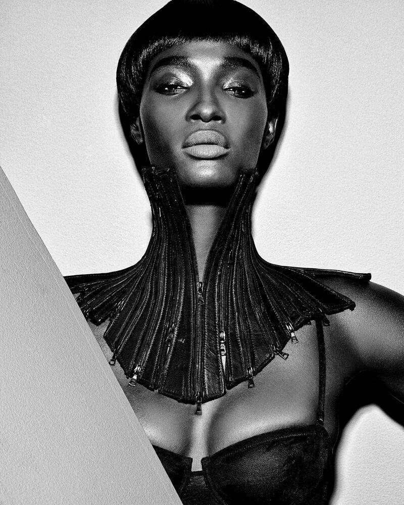 Fotografie Beauty Graphique - STEVEN MENENDEZ  - Bildermalerei