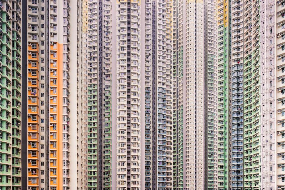 Photographie RESIDENSITY - THIBAUD POIRIER - Tableau photo