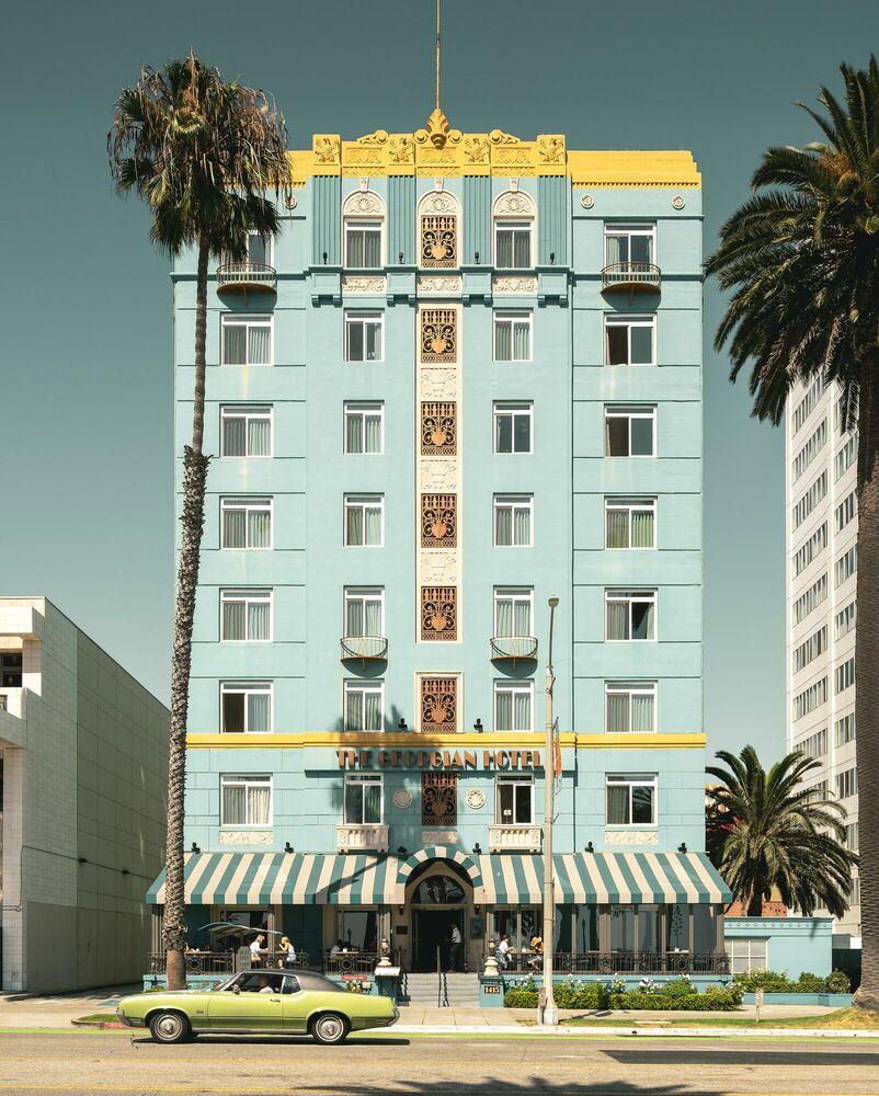 Fotografia THE GEORGIAN HOTEL - THIBAUD POIRIER - Pittura di immagini