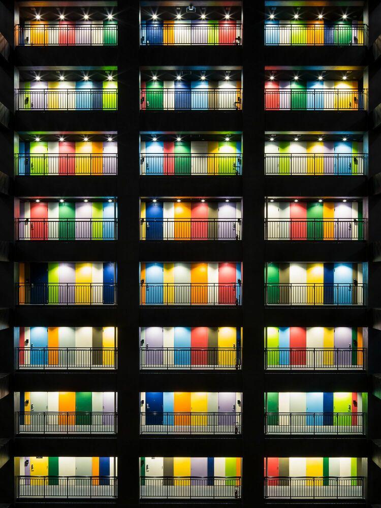 Photographie TOKYO SOHO 2 - THIBAUD POIRIER - Tableau photo