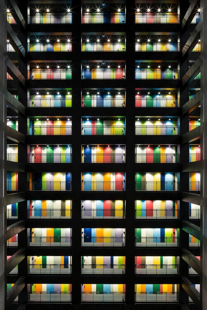 Fotografia TOKYO SOHO - THIBAUD POIRIER - Pittura di immagini