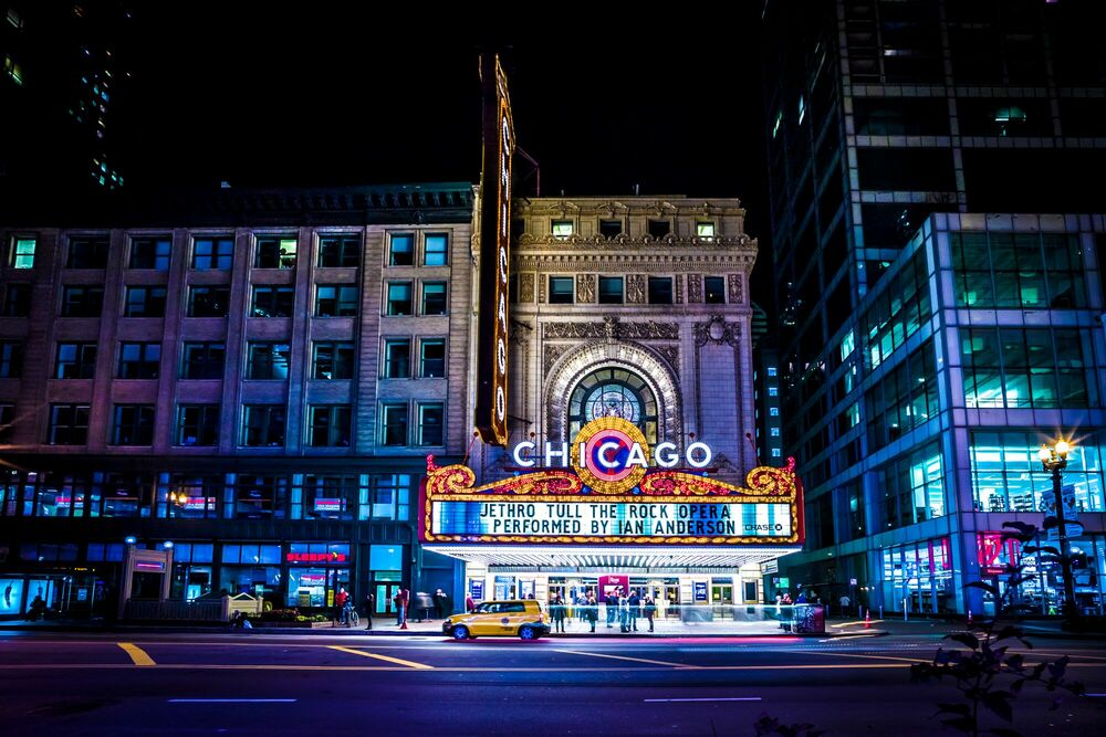 Photograph CHICAGO I - VINCENT GARNIER - Picture painting