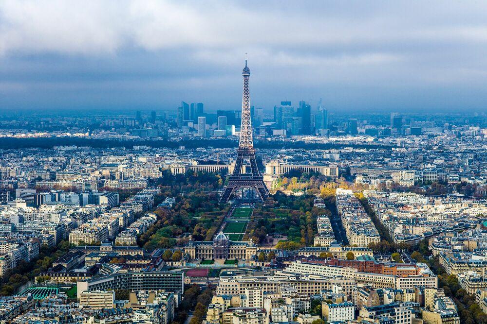 Photographie PARIS III - VINCENT GARNIER - Tableau photo
