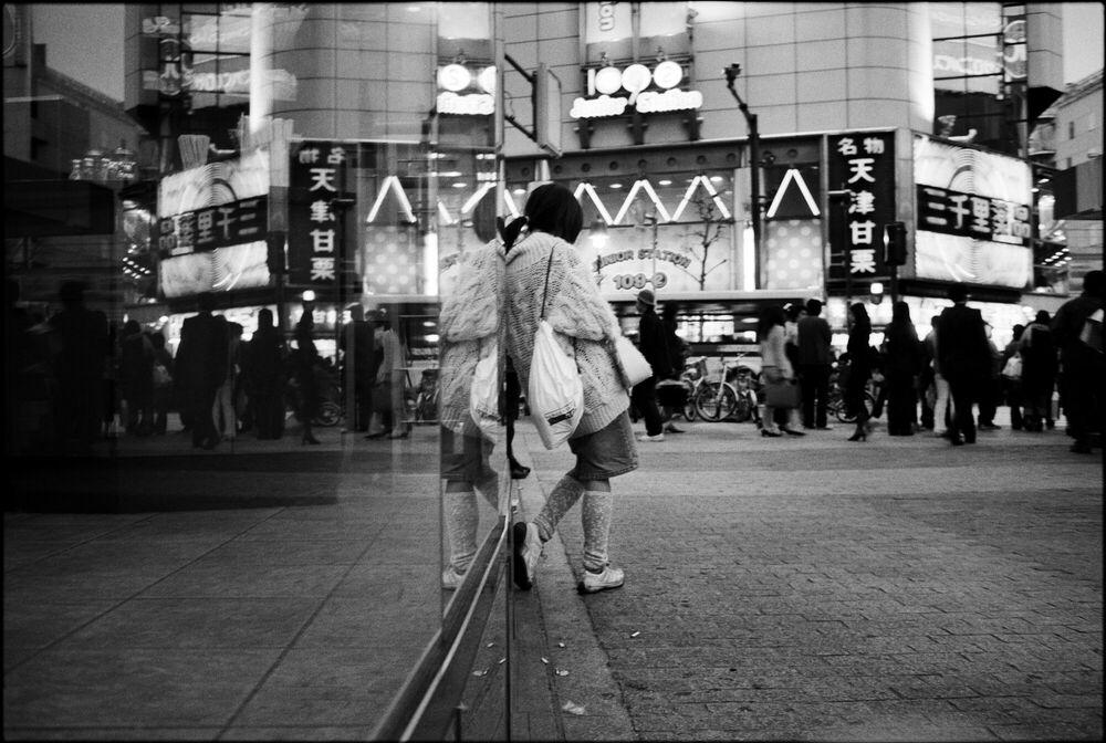 Fotografie Carrefour Shibuya - XABI ETCHEVERRY - Bildermalerei
