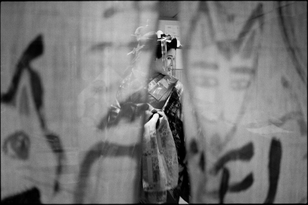 Fotografía SCÈNE JAPONAISE - XABI ETCHEVERRY - Cuadro de pintura