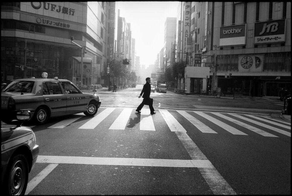 Fotografia Shinjuku - XABI ETCHEVERRY - Pittura di immagini
