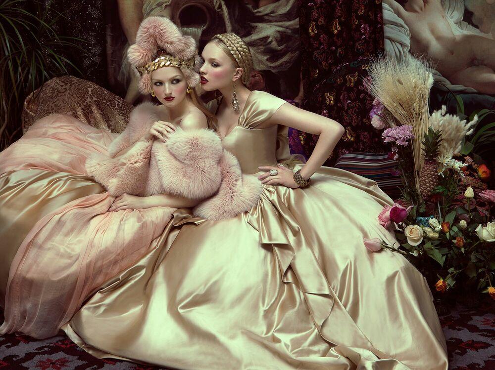 Fotografie GOLDEN GATE I -  YAKOVLEV ALEEVA - Bildermalerei