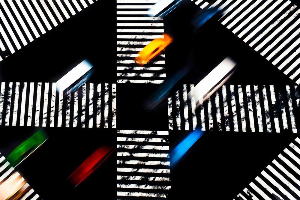 Photographie Crossroad Mirage - Yancho Sabev - Tableau photo