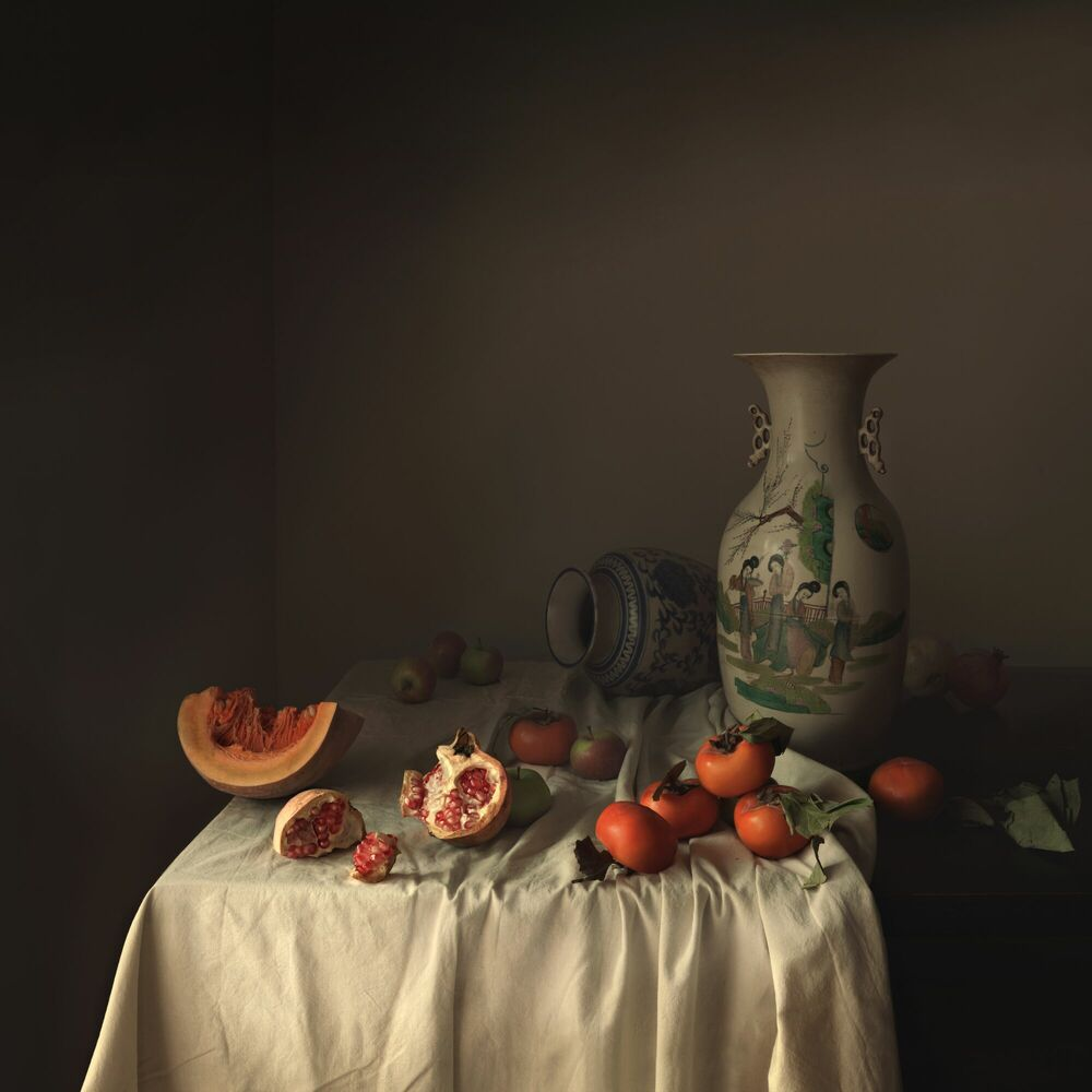 Fotografie Pomegranate II - YANG BIN - Bildermalerei